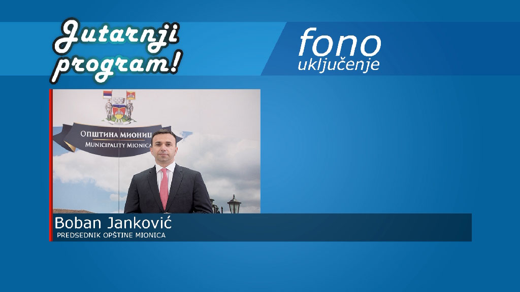 Jutarnji program - Boban Janković - 8. april 2020.