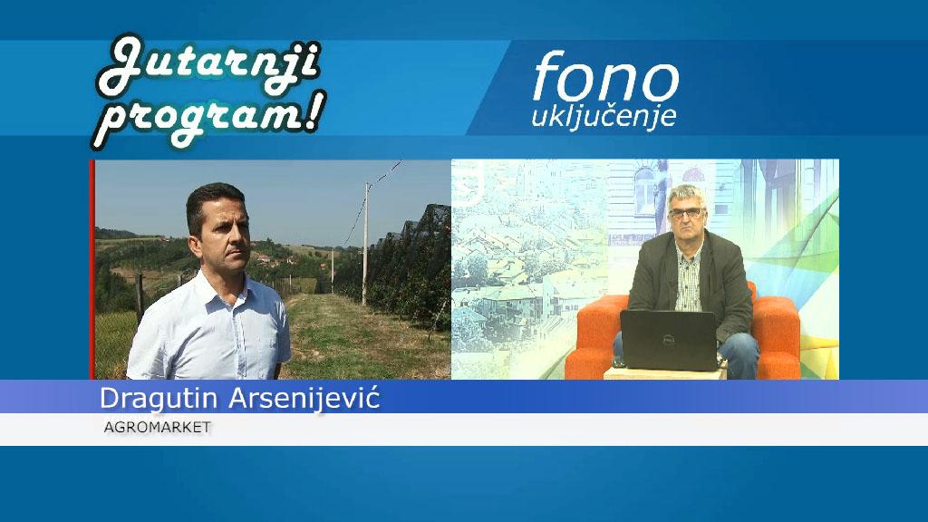 Jutarnji program - Dragutin Arsenijević - 8. april 2020.