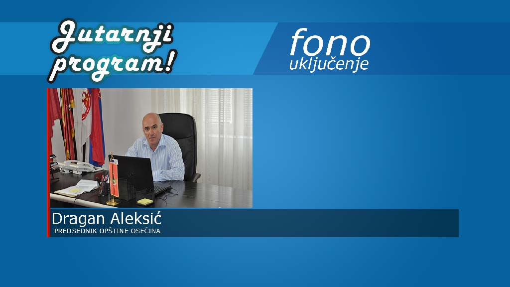 Jutarnji program - Dragan Aleksić - 9. april 2020.