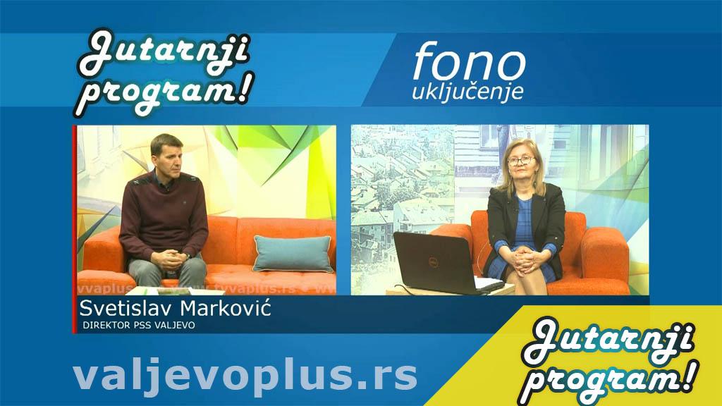 Jutarnji program - Svetislav Marković - 15. april 2020.