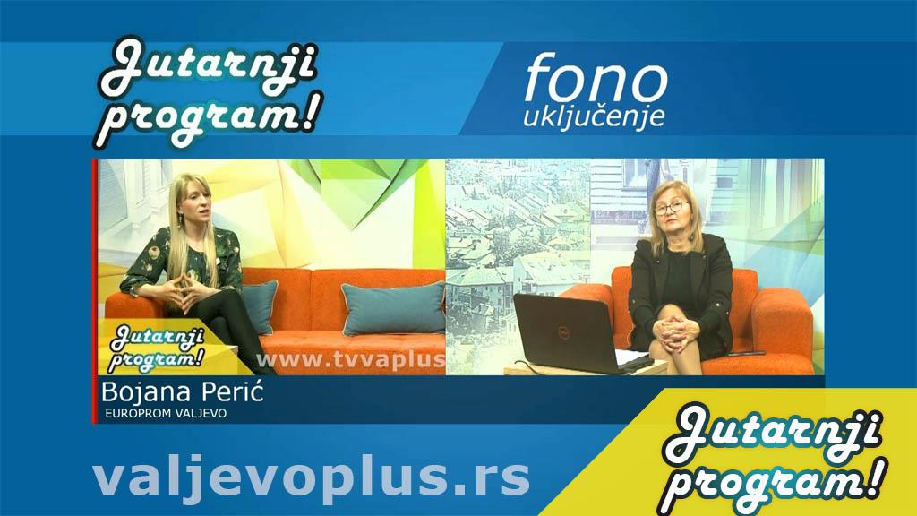 Jutarnji program - Bojana Perić - 16. april 2020.