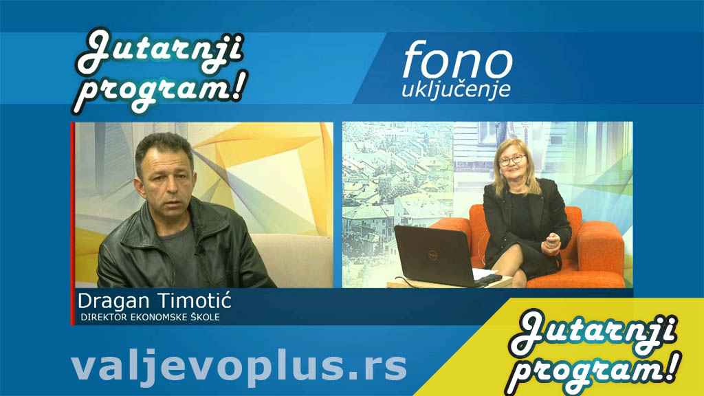 Jutarnji program - Dragan Timotić - 16. april 2020.