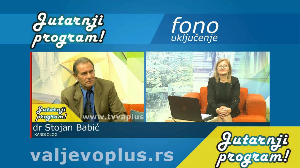 Jutarnji program - Stojan Babić - 16. april 2020.