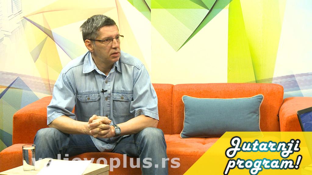 Jutarnji program - Zoran Živković - 17. april 2020.