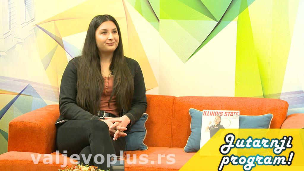 Jutarnji program - Tara Damnjanović - 24. april 2020.