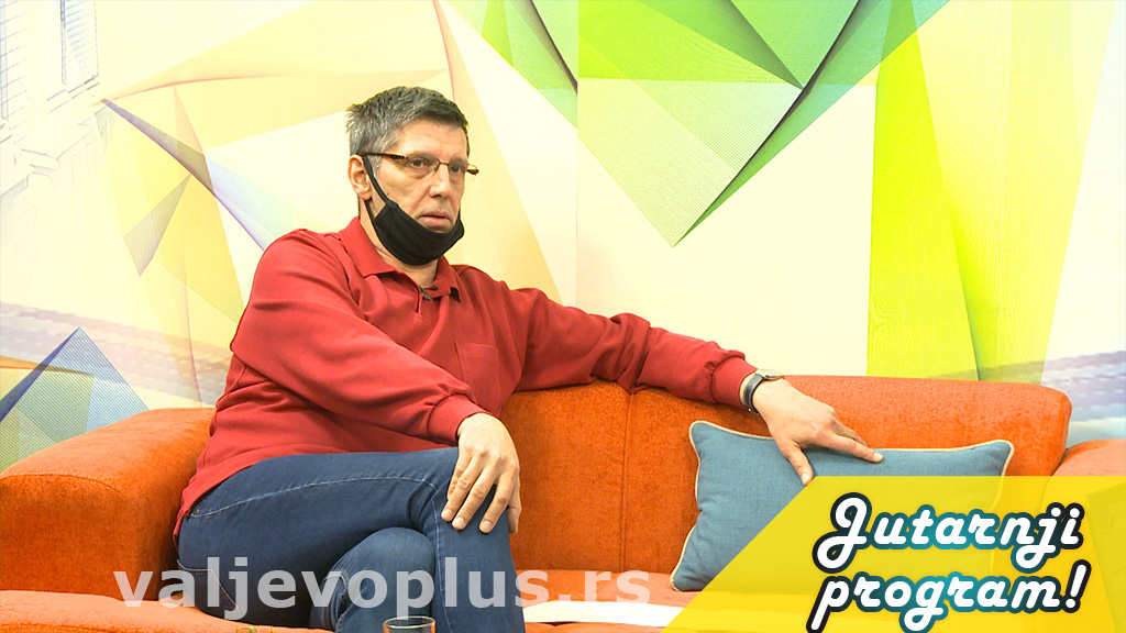 Jutarnji program - Zoran Živković - 24. april 2020.