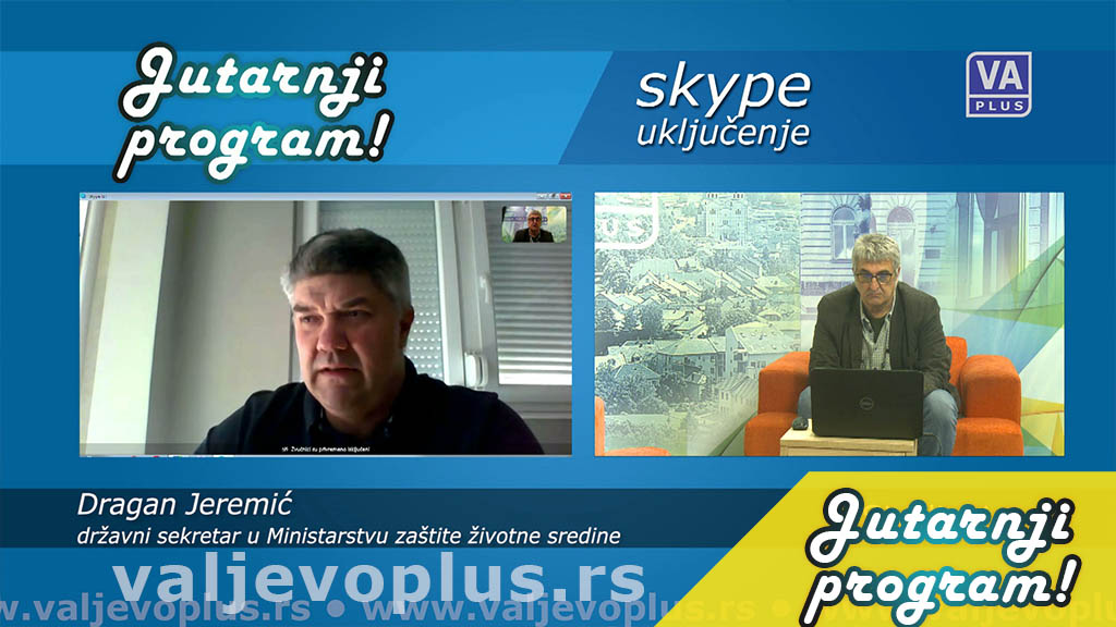 Jutarnji program - Dragan Jeremić - 28. april 2020.