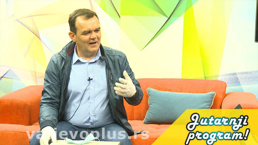 Jutarnji program - Srđan Stanojlović - 29. april 2020.