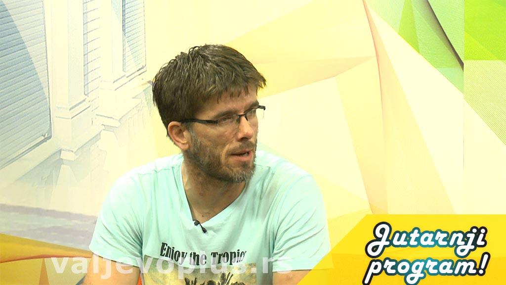 Jutarnji program - Ljubomir Radović - 25. jun 2020.