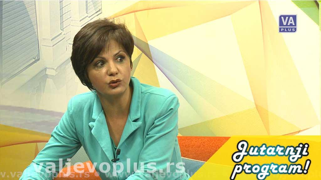 Jutarnji program - Vanja Vučetić Vuković - 16. septembar 2020.