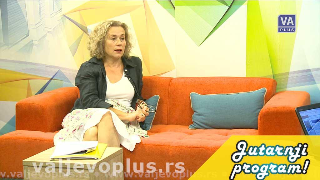 Jutarnji program - Jasmina Andrić - 17. septembar 2020.