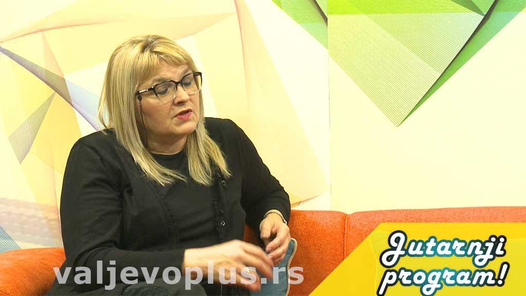 Jutarnji program - Snežana Stojković Jevtić - 8. oktobar 2020.