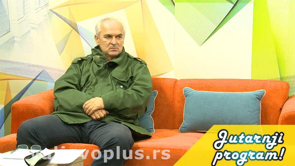 Jutarnji program - Srđan Živić - 8. oktobar 2020.