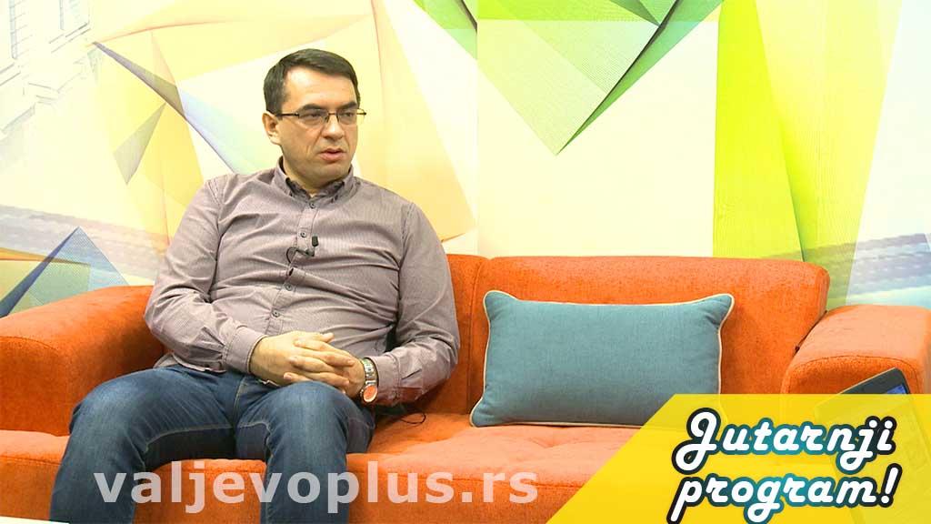 Jutarnji program - Veljko Ćirović - 9. oktobar 2020.