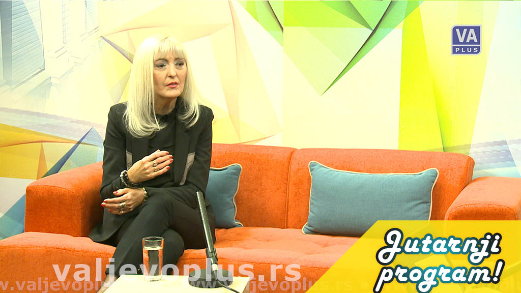 Jutarnji program - Zorica Jocić - 1. decembar 2020.