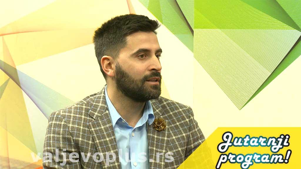 Jutarnji program - Slobodan Radovanović - 4. januar 2021.