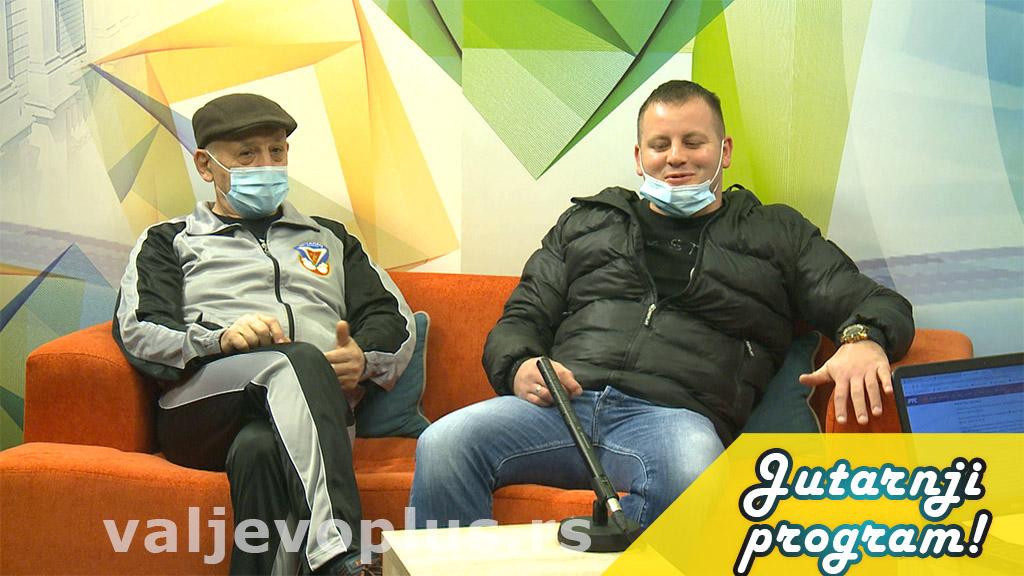 Jutarnji program - Predrag Damnjanović i Ljuba Milovanović - 8. februar 2021.