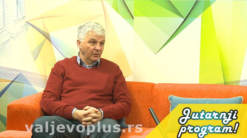 Jutarnji program - Branko Matić - 18. februar 2021.