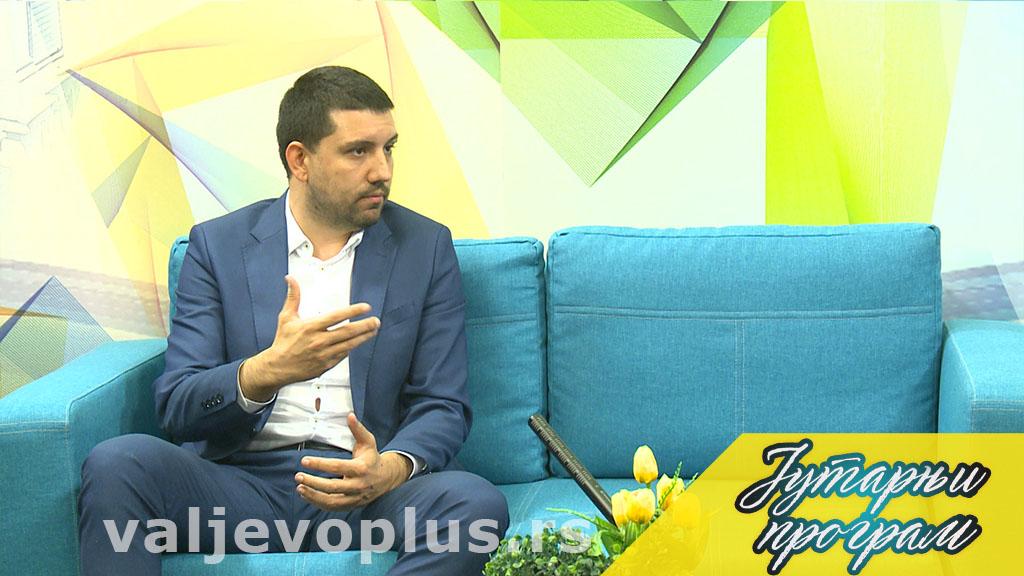 Jutarnji program - Lazar Gojković - 30. mart 2021.