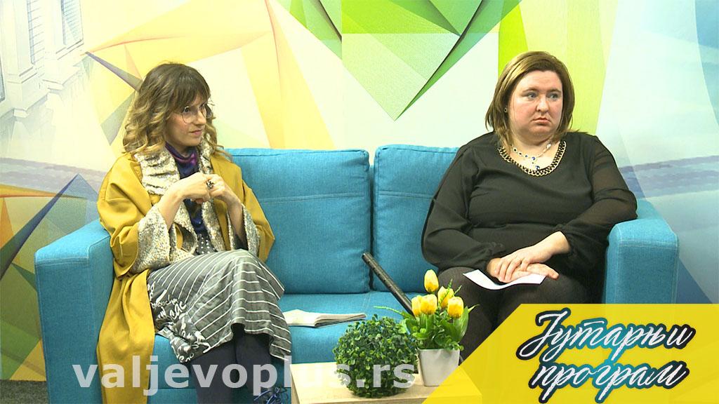 Jutarnji program - Milkica Marjanović i Gabrijela Šipoš - 31. mart 2021.