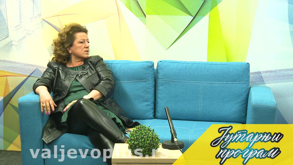 Jutarnji program - Vesna Lazić - 28. april 2021.