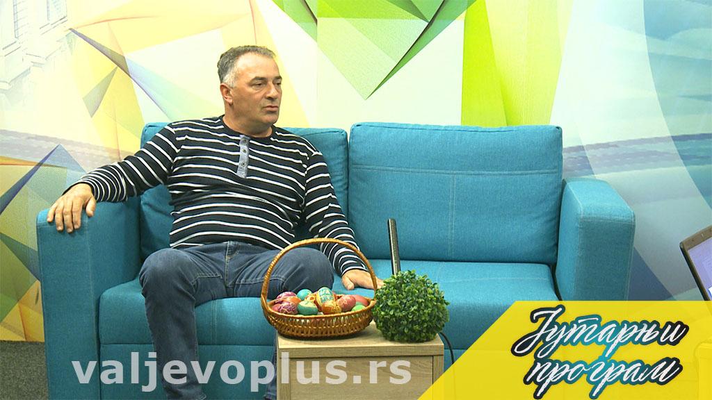 Jutarnji program - Jovan Milinković - 6. maj 2021.