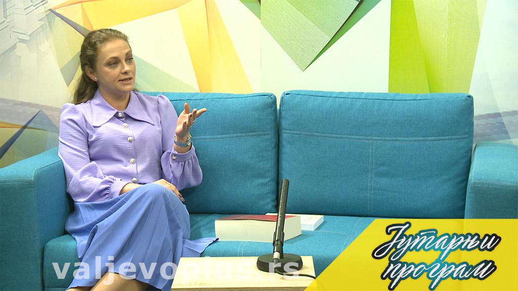 Jutarnji program - Julijana Marić Mrkonja - 28. maj 2021.