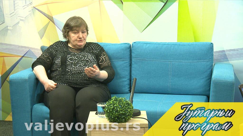 Jutarnji program - Slavica Filipović - 31. maj 2021.