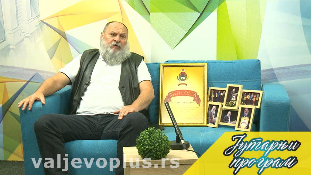 Jutarnji program - Radosav Vujić - 20. maj 2021.