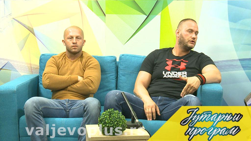 Jutarnji program - Saša Jevtić i Aleksandar Pavić - 21. maj 2021.