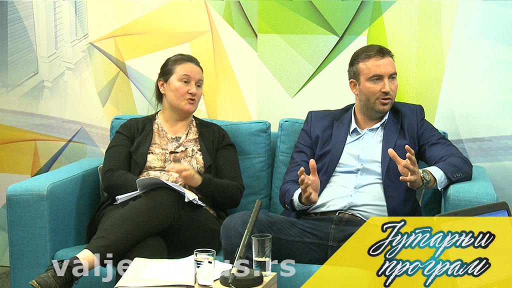 Jutarnji program - Katarina Milićević i Marko Jevtić - 9. septembar 2021.