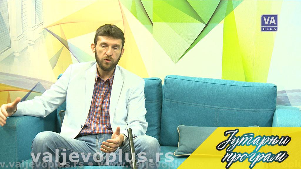 Jutarnji program - Vladimir Mišković - 10. septembar 2021.