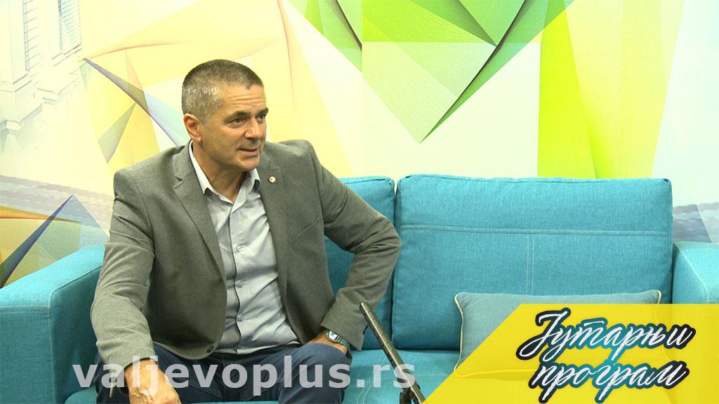 Jutarnji program - Milutin Đokić - 7. oktobar 2021.