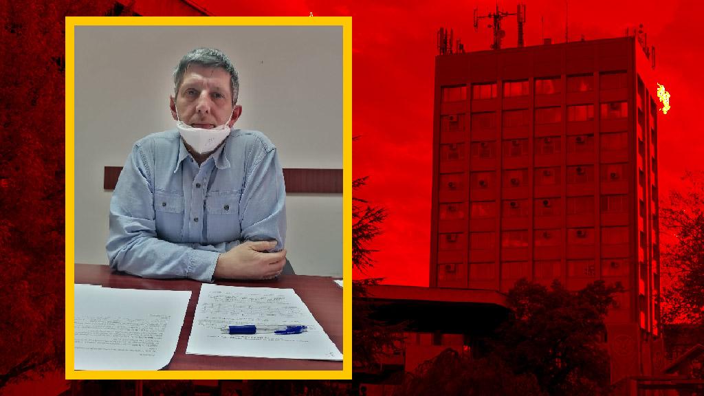 Predsedniku SOT-a, dr Zoranu Živkoviću, Štab za vanredne situacije grada Valjeva zabranio javno iznošenje informacija o epidemiološkoj situaciji u gradu